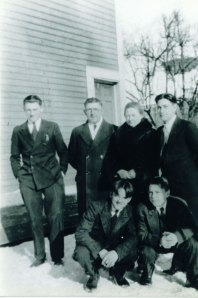 1930 Eldredge Family