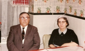 Harry & Hazel Reynolds 1960