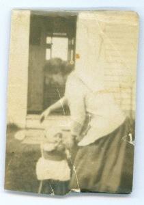 Hazel & Helen Reynolds 1920-1921