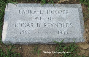 Laura Hooper Reynolds stone