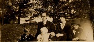 Henry, Liz, Henry Jr., George & Eddie