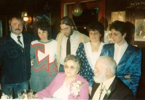 Helen & Ed Graff 50th Anniversary