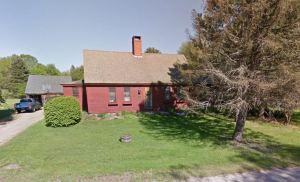 Eldredge Farmhouse today