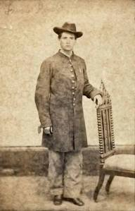Francis Roach - Civil War Uniform 28th Mass
