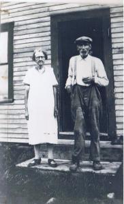 Summer 1932 - Carrie & John