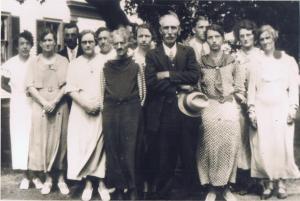 1936 - Fiftieth Wedding Anniversary