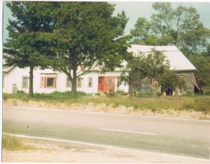 Upper Settlement House where Carrie & John lived and all their children were born.