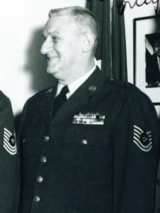 Lester Fremont Eldredge Air Force