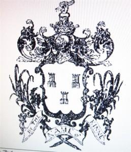 Kinne Coat of Arms