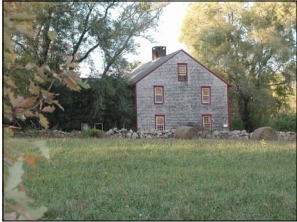 Zoeth Howland House - Silverbrook Farm - Chase Rd - Dartmouth MA