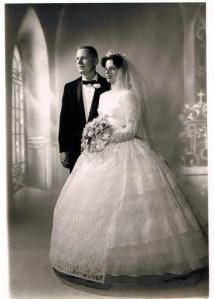 Charles & Elizabeth Eldridge October 21, 1961