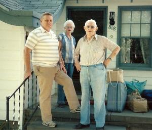 Chuck, Annie & Lester