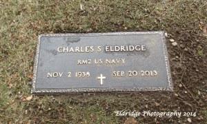 CSEldridge Military plaque