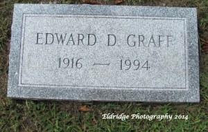 Edward Dewey Graff stone