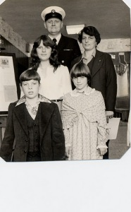 Eldridge family 1978