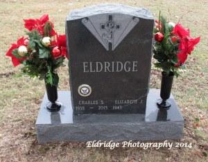 Eldridge monument