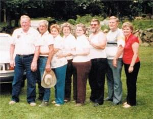 Eldridge Reunion - Summer 1986