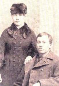 Laura Ingalls & Almanzo Wilder