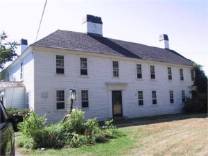 Tyler home - Witch Hollow Farm