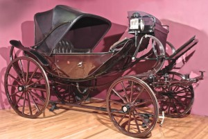 Example of 1880's carriage