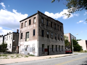 Current image of the August Gross Carriage Factory