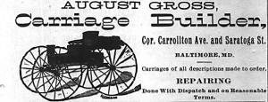 August Gross Carriage Builders