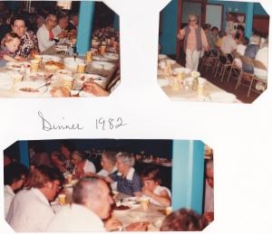 reunion dinner 1982