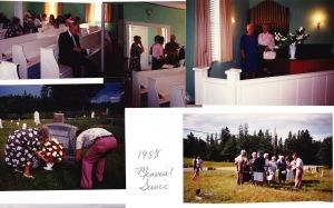 Roberts Reunion - Memorial 1988